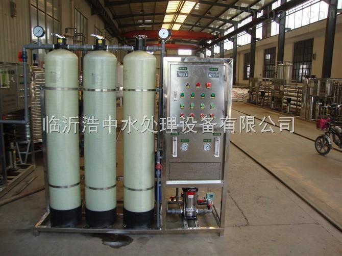 枣庄小型桶装水设备_水处理