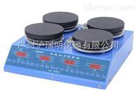 524G恒溫磁力攪拌器(2000ml*4)