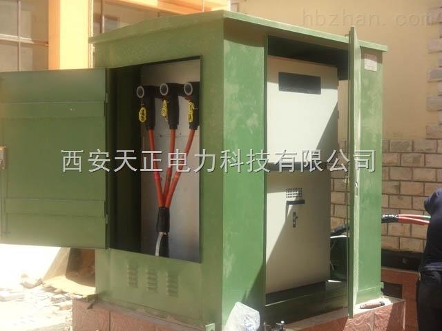 10kv高压环网柜接线
