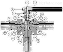 派克MPB系列高压球阀
