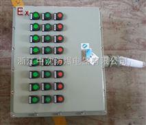 500X600X220铝合金防爆控制箱厂家专业定做