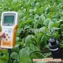 土壤水分檢測儀土壤平衡關係研究