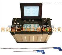 工業燃煤鍋爐改造 EL-9000H便攜式煙塵煙氣測定儀