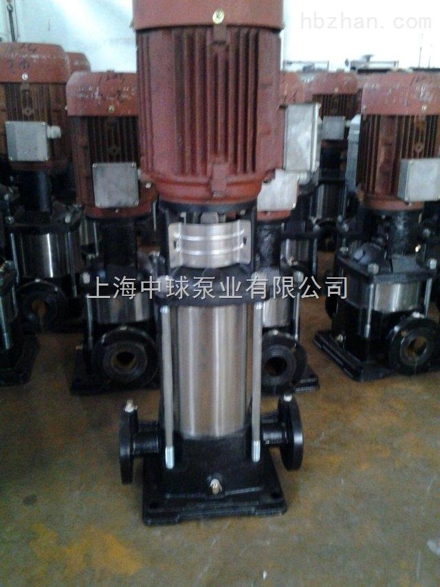100GDL72-14*5立式多级离心泵