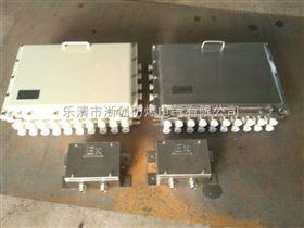 圆形防爆电缆接线盒,304SS不锈钢防爆接线箱