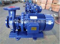 SLW、SLWR、SLWD型卧式单级管道离心泵 冷却水管道泵生产厂家