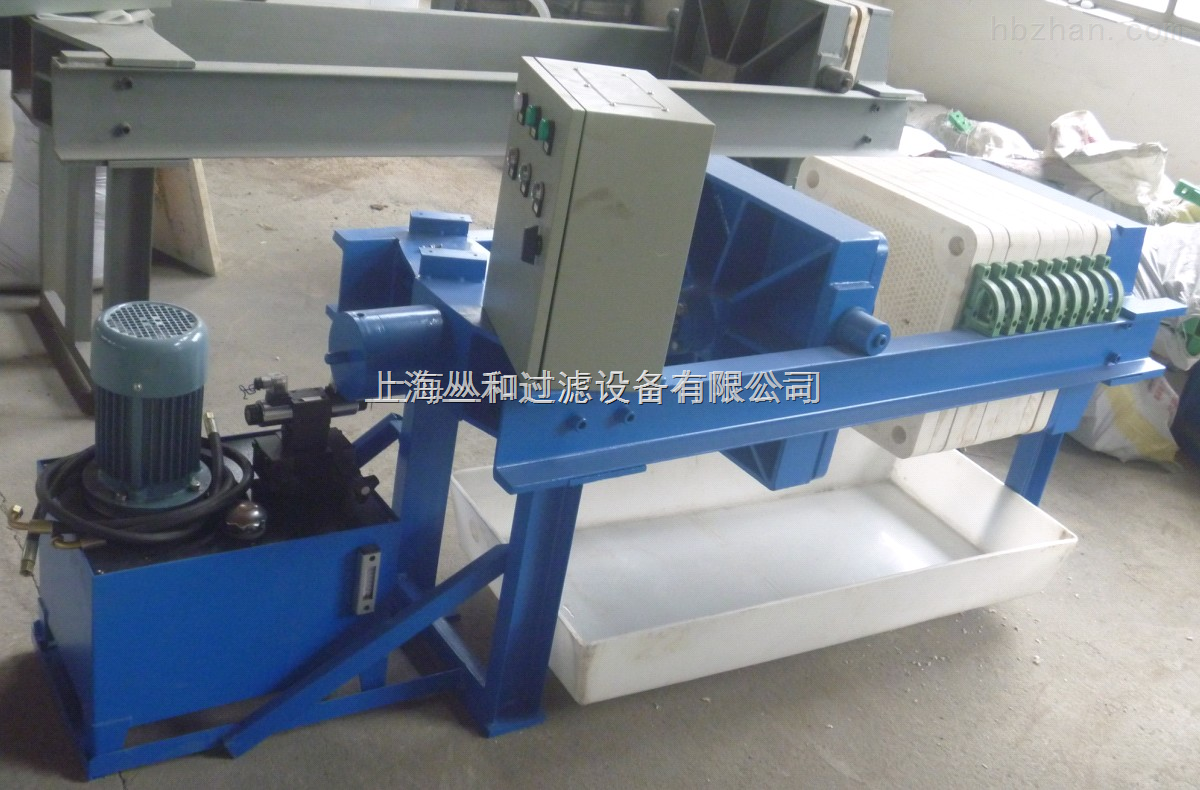 BamY15/450-30U板框式壓濾機