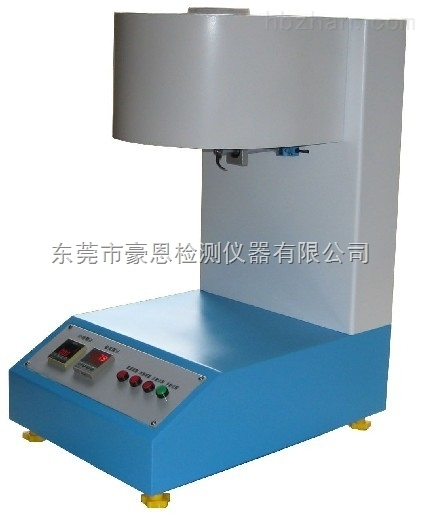 塑胶熔融指数试验机