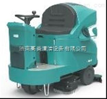 东营电动驾驶式扫地车FS90B