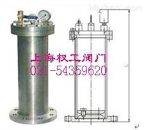 ZYA-9000活塞式水錘吸納器