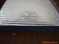 鋁箔貼麵橡塑保溫材料價格
