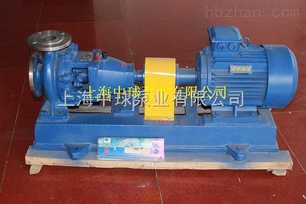 IH100-80-160不锈钢化工离心泵