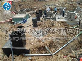 南京一体化污水处理设备厂家