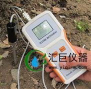 土壤温度记录仪HW
