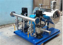 小型无负压供水设备