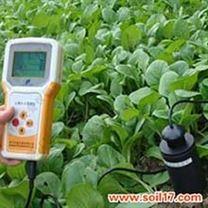 土壤水分測定儀TZS-I為差異化節水灌概提供科學依據