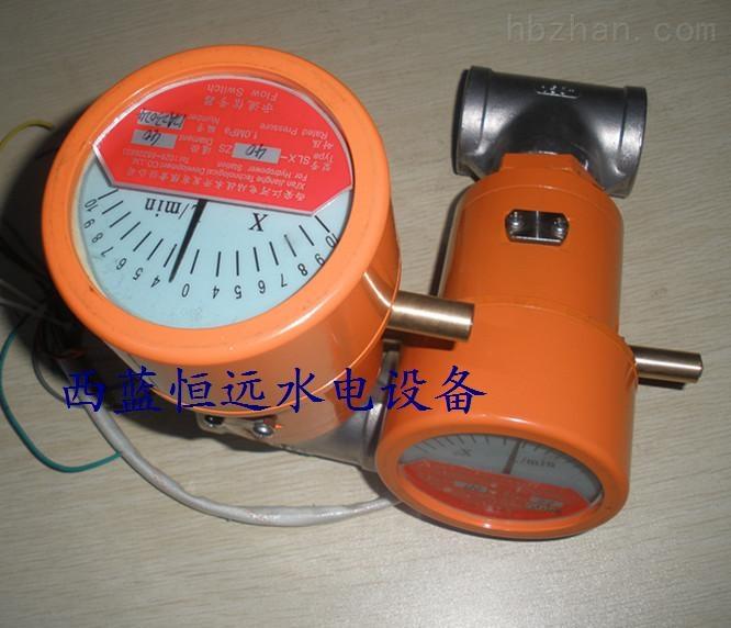 主轴工作密封示流指示SLX热导式示流信号器