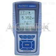 美国Eutech CON610防水型高级便携式电导率\电阻率\TDS\盐度测量仪