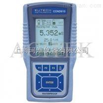 美國Eutech CON610防水型高級便攜式電導率\電阻率\TDS\鹽度測量儀