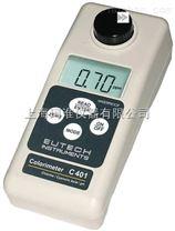 美国Eutech优特C105防水型便携式臭氧比色计