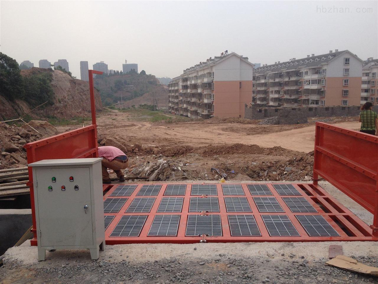 贵州贵阳煤矿厂车辆轮胎清洗洗轮机GB-100