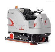 意大利高美COMAC小型駕駛式全自動洗地機
