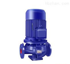 上海isg立式管道式离心泵