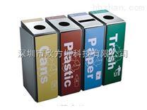 深圳不锈钢分类回收桶