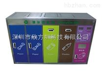 深圳不锈钢分类回收箱