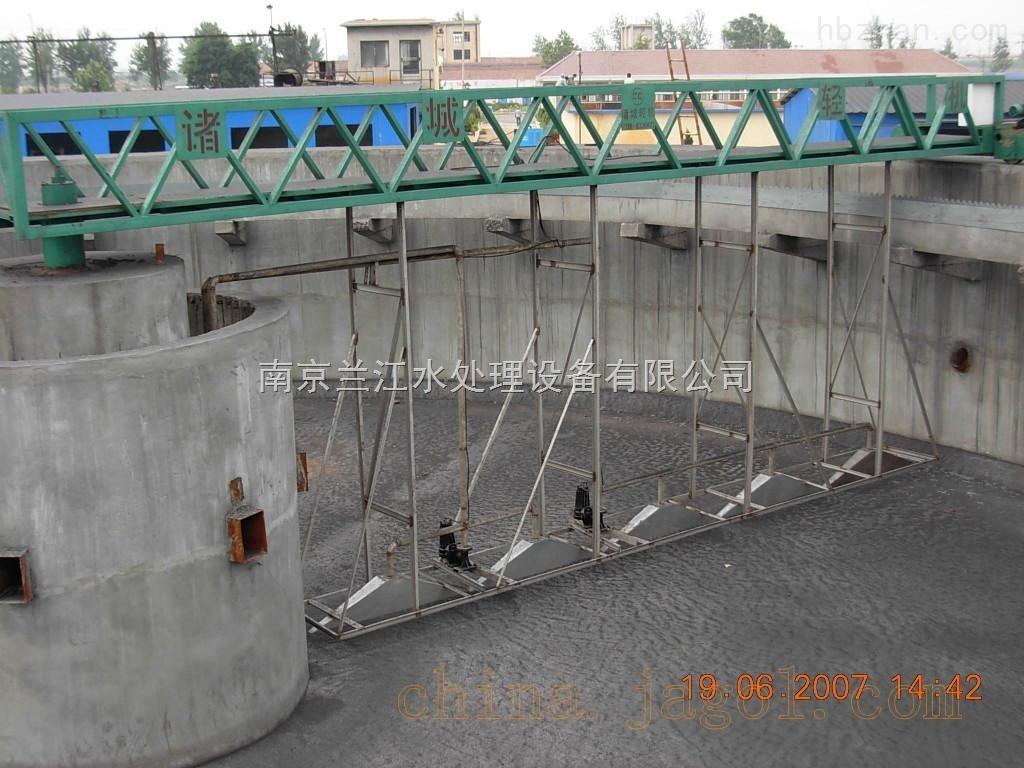 ZBXN周边传动全桥式刮吸泥机