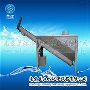 有轴螺旋式砂水分离器价格、材质、厂家、图纸、安装