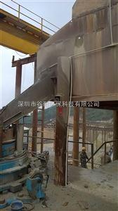 筛滤作用/供电机组和振打机构耗电/喷雾降尘