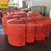 安徽管径33公分夹管清淤浮筒 防腐蚀管线浮筒