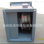 GDF-4低噪聲矩形管道離心風機