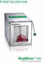 BagMixer®400 CC拍打式均質儀---interscience