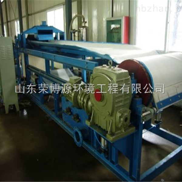 双网带式压滤机处理能力大脱水效果高荣博源