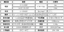 中西(LQS)智能蓄電池電導測試儀 型號:TY13-OBT-6650庫號:M396703