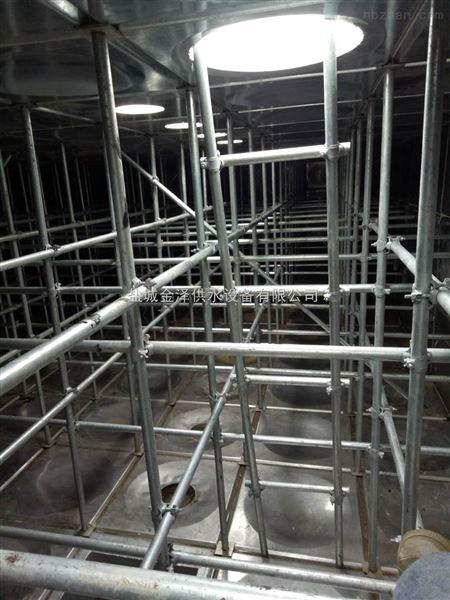 北京BDF装配式不锈钢地埋水箱消防水池