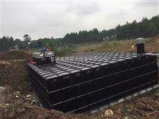 河南洛阳装配不锈钢水池地埋箱泵一体化厂家
