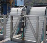 回转式格栅除污机污泥处理设备价格