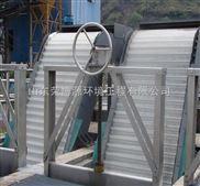 养殖屠宰污水预处理设备回转耙式格栅除污机