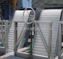 回轉式格柵除污機污泥處理設備價格