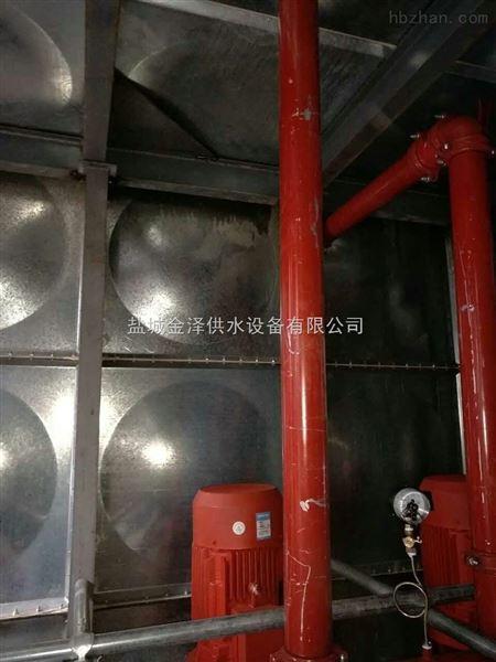 开封地埋式箱泵消火栓喷淋恒压给水设备