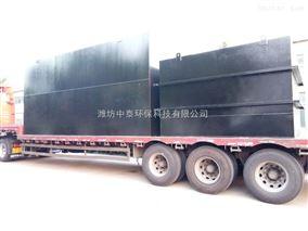 ZY-15唐山市滦县污水处理设备