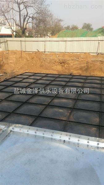 安徽合肥增压箱泵一体化