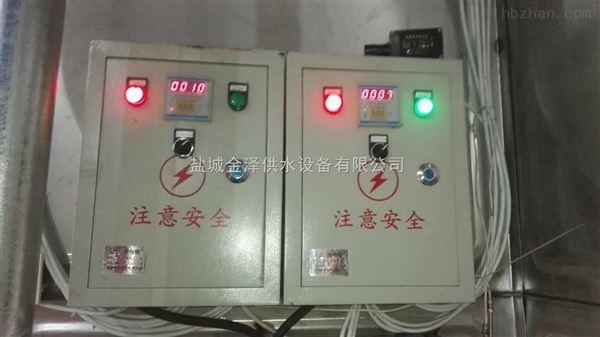 湖南祁阳825m3地面式一体化消防恒压泵厂家