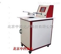中西(CXZ)型数字式织物透气量仪(半自动型) 型号:WX-YG461E库号:M345781