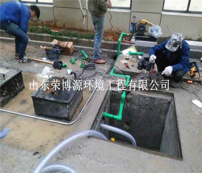 水电厂一体化地埋式污水处理设备出厂价格