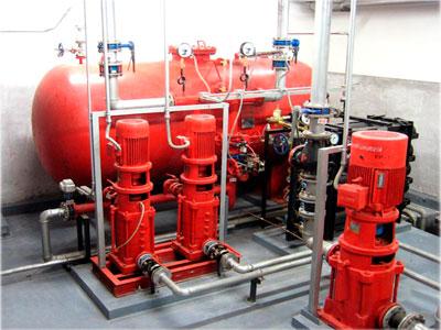 什么是成套消防稳压供水设备-技术文章-上海高曼泵阀