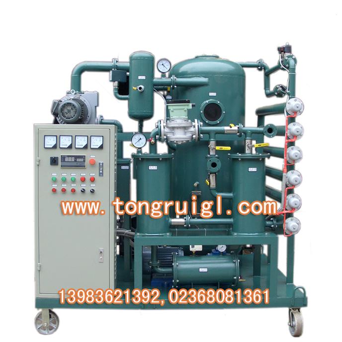 ZJAA-100高压绝缘油双级真空滤油机